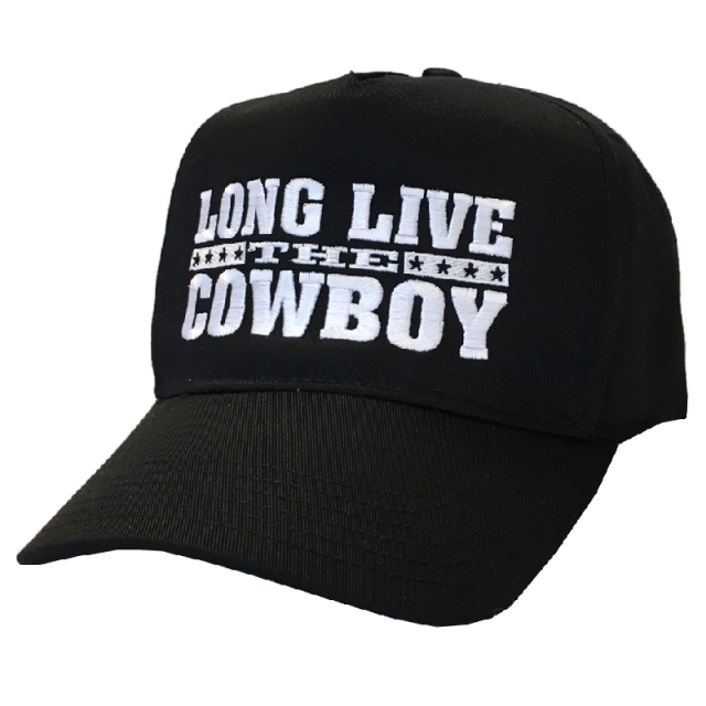 Clay Walker Black Ballcap