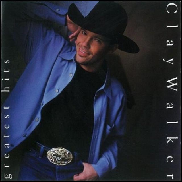 Clay Walker Cd- Greatest Hits