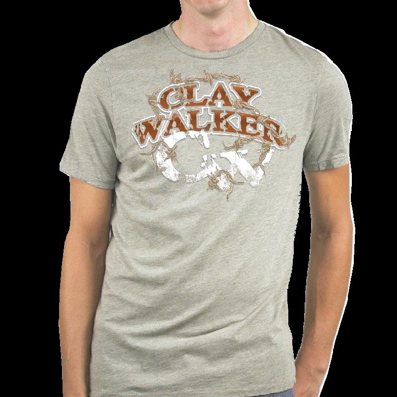 Clay Walker Ash Tee
