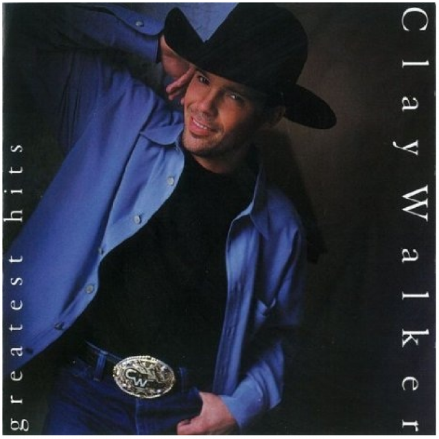 Clay Walker Cd- Greatest Hits